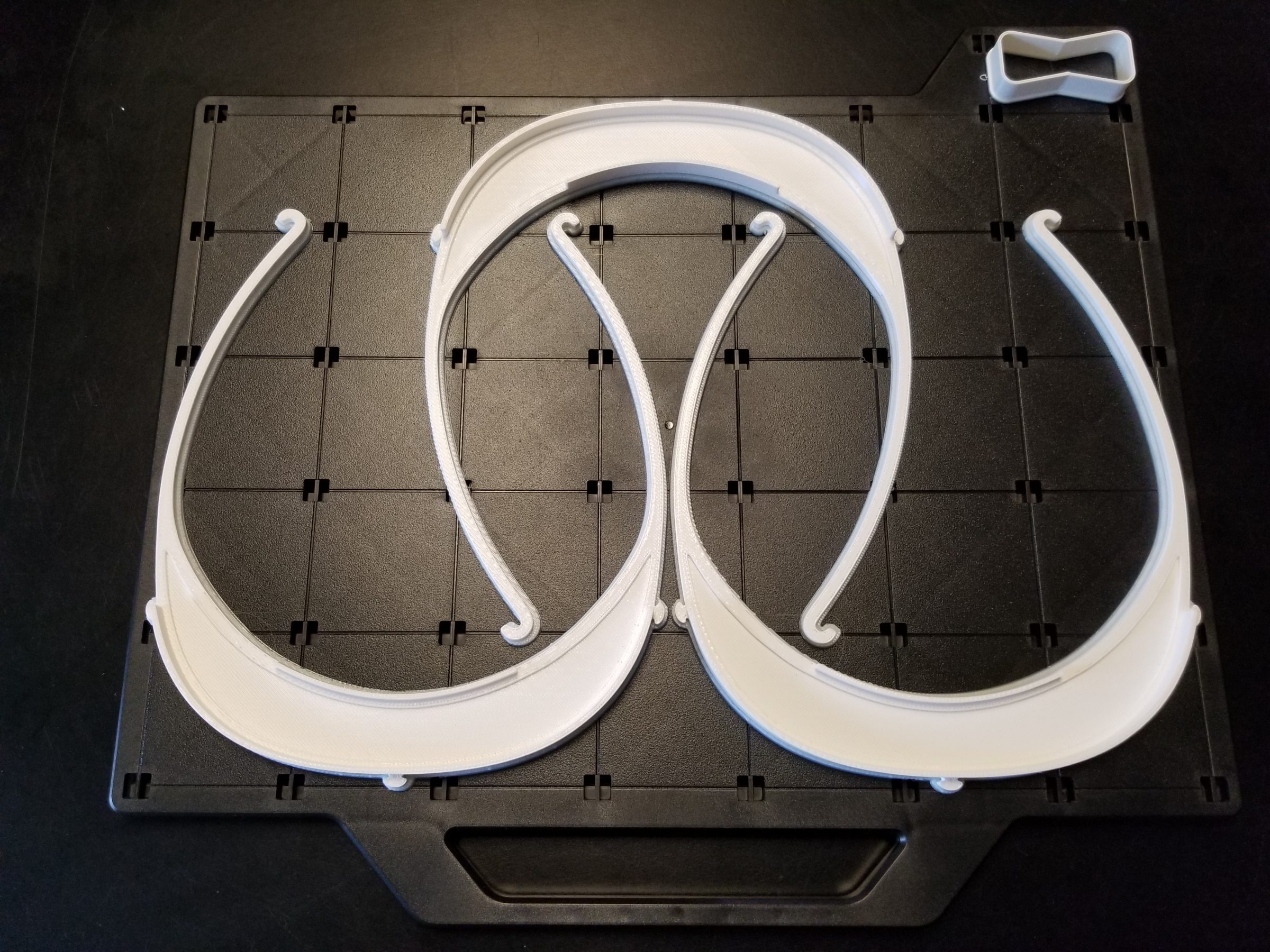 """Featured image for """"O-I 3D Prints Face Shield Frames for Northwest Ohio Medical Workers"""""""
