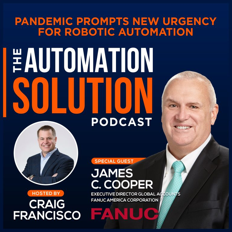 Pandemic Prompts New Urgency for Robotic Automation