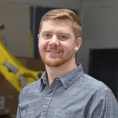 Kyle Niekamp Automation Engineer