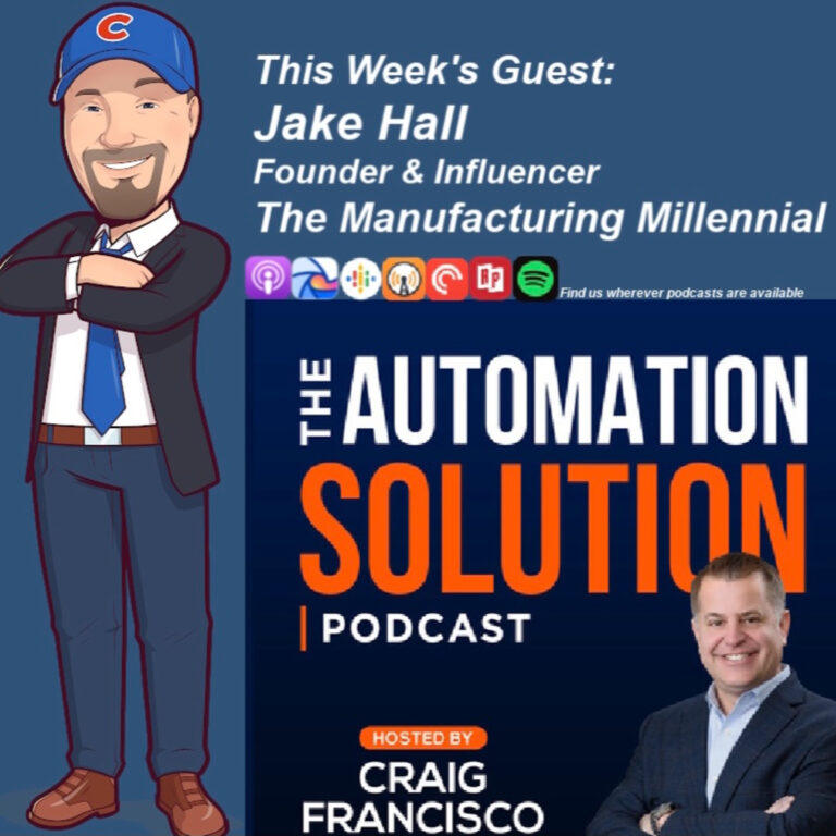 The Manufacturing Millennial Talks Automation