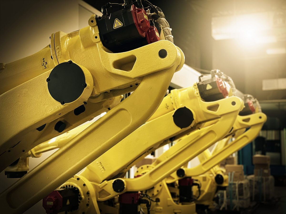 """Featured image for """"Supply Chain Issues Seek Relief In Robotics"""""""