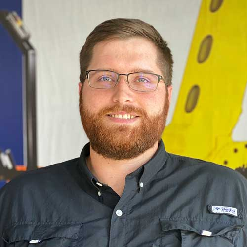 Sam Burns Project Manager